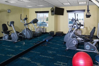 Fitness Facility | Holiday Inn Express & Suites Wichita Northwest