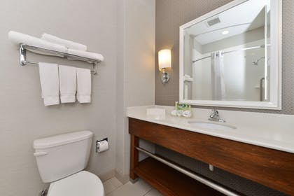 In-Room Amenity | Holiday Inn Express Hotel & Suites Terre Haute
