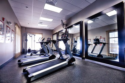 Fitness Facility | Holiday Inn Express Hotel & Suites Amarillo West