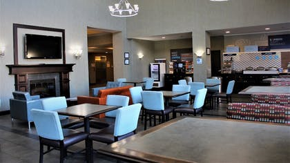 Restaurant | Holiday Inn Express Hotel & Suites Rockingham