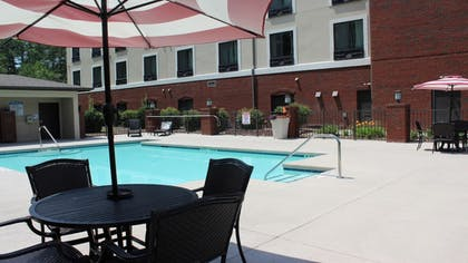Pool | Holiday Inn Express Hotel & Suites Rockingham