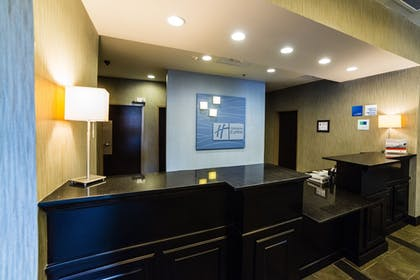 Lobby | Holiday Inn Express Hotel & Suites Rockingham