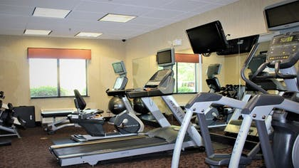 Fitness Facility | Holiday Inn Express Hotel & Suites Rockingham