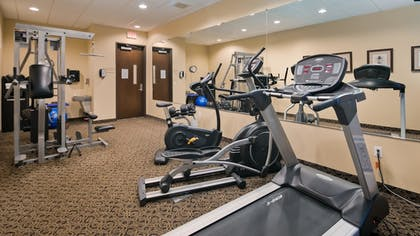 Fitness Facility | Best Western Plus Lacey Inn & Suites