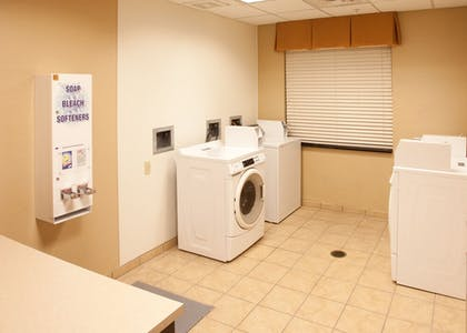 Laundry Room | Holiday Inn Express Tulsa South Bixby