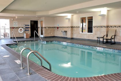 Pool | Holiday Inn Express Tulsa South Bixby