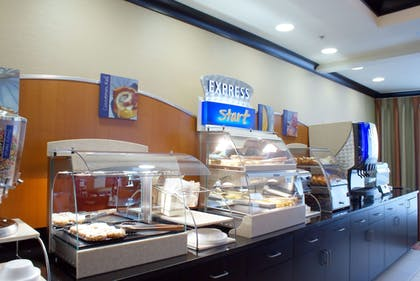 Restaurant | Holiday Inn Express Tulsa South Bixby