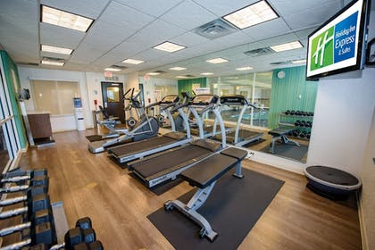 Fitness Facility | Holiday Inn Express Tulsa South Bixby