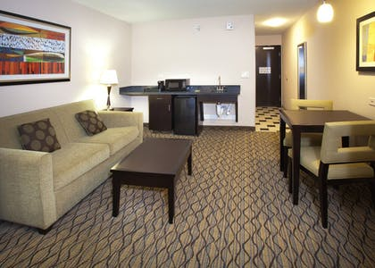 Room | Holiday Inn Express Tulsa South Bixby