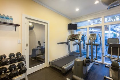 Gym | The Southernmost Inn-Adults Only