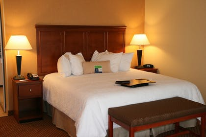 Guestroom | Hampton Inn and Suites Detroit/Chesterfield Township