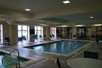 Indoor Pool | Hampton Inn and Suites Detroit/Chesterfield Township