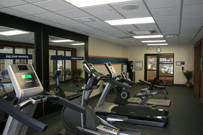Fitness Facility | Hampton Inn and Suites Detroit/Chesterfield Township