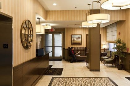 Interior Entrance |  | Pointe Plaza Hotel