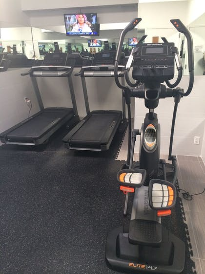 Gym |  | Pointe Plaza Hotel