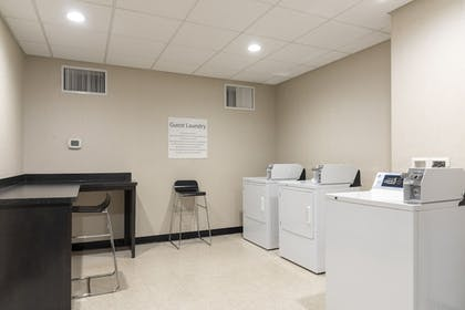 Laundry Room | Holiday Inn Express Hotels & Suites Columbus-Polaris Parkway