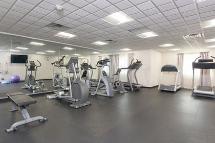 Fitness Facility | Holiday Inn Express Hotels & Suites Columbus-Polaris Parkway