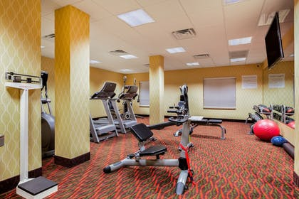 Fitness Facility | Holiday Inn Express Hotel & Suites Missoula