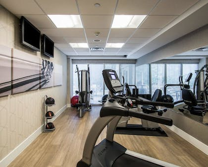 Fitness Facility | Comfort Suites Miami Airport North