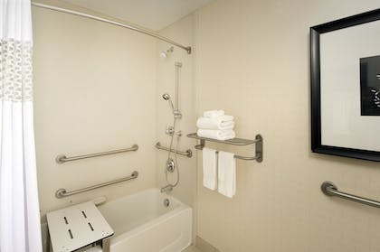 Bathroom | Hampton Inn & Suites Tupelo/Barnes Crossing