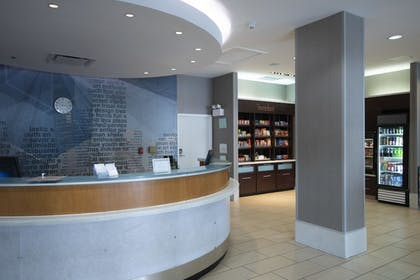 Lobby | SpringHill Suites by Marriott San Antonio Alamo Plaza/Convention Cente
