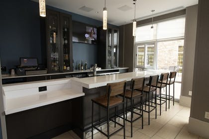 Hotel Lounge | SpringHill Suites by Marriott San Antonio Alamo Plaza/Convention Cente