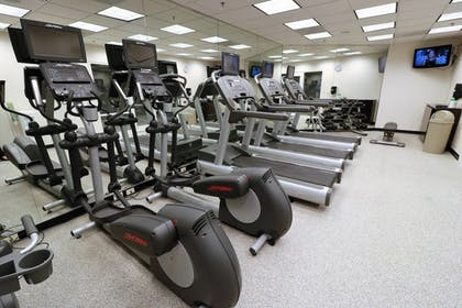 Sports Facility | SpringHill Suites by Marriott San Antonio Alamo Plaza/Convention Cente