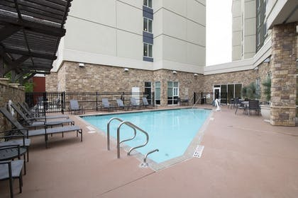 Outdoor Pool | SpringHill Suites by Marriott San Antonio Alamo Plaza/Convention Cente