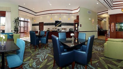 Breakfast Area | Fairfield Inn & Suites Alamogordo