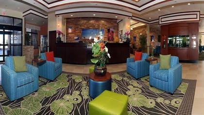 Lobby Sitting Area | Fairfield Inn & Suites Alamogordo
