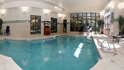 Indoor Pool | Fairfield Inn & Suites Alamogordo