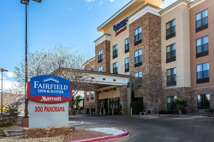 Exterior | Fairfield Inn & Suites Alamogordo