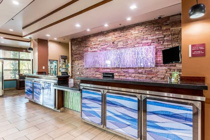 Lobby | Fairfield Inn & Suites Alamogordo