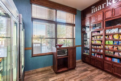 Snack Bar | Fairfield Inn & Suites Alamogordo