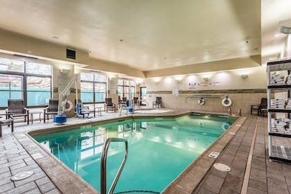 Sports Facility | Fairfield Inn & Suites Alamogordo