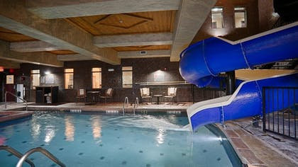 Indoor Pool | Best Western Premier KC Speedway Inn & Suites
