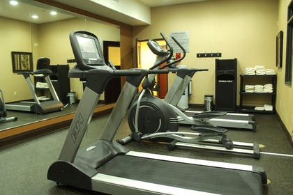 Gym | Best Western Premier KC Speedway Inn & Suites