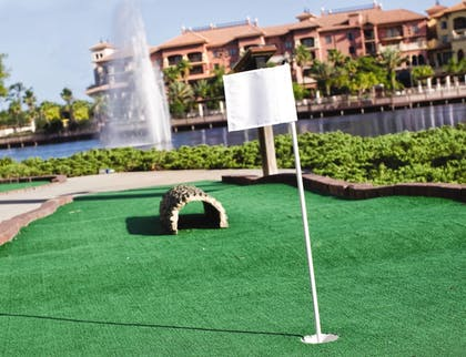 Mini-Golf | Wyndham Grand Orlando Resort Bonnet Creek
