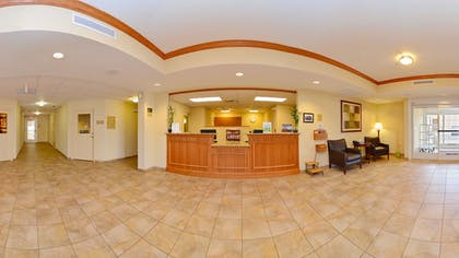 Interior Entrance | Candlewood Suites Chambersburg