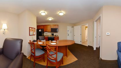 In-Room Kitchen | Candlewood Suites Chambersburg