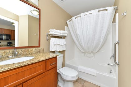 In-Room Amenity | Candlewood Suites Chambersburg