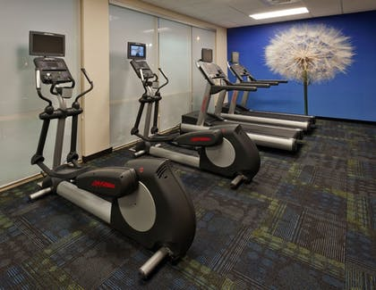 Fitness Facility | SpringHill Suites by Marriott Lafayette South at River Ranch