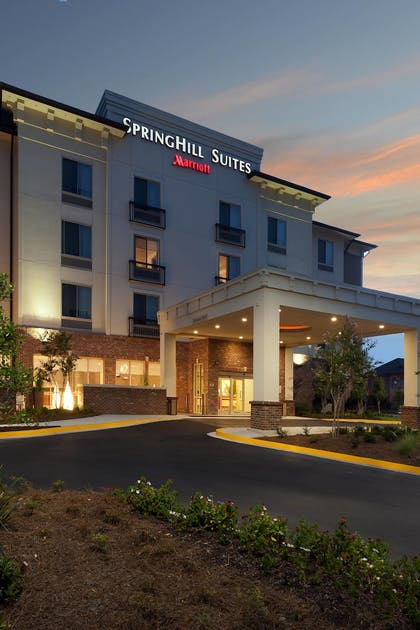 Exterior | SpringHill Suites by Marriott Lafayette South at River Ranch