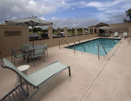 Outdoor Pool | SpringHill Suites by Marriott Lafayette South at River Ranch