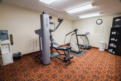 Fitness Facility | Quality Inn & Suites Fairgrounds West