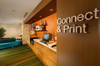 Business Center | Fairfield Inn & Suites Baltimore BWI Airport