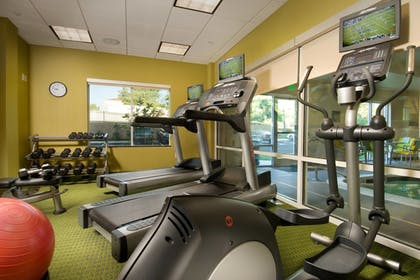 Sports Facility | Fairfield Inn & Suites Baltimore BWI Airport