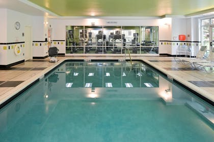 Sports Facility | Fairfield by Marriott Inn & Suites Tacoma Puyallup
