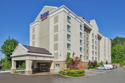 Exterior | Fairfield by Marriott Inn & Suites Tacoma Puyallup