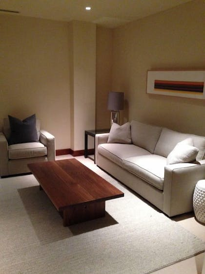 Living Area | Solaris Residences